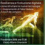 Resilienza e rivoluzione digitale: come sfruttare le nuove tecnologie.